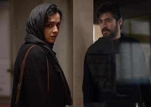 Taraneh Alidoosti and Shahab Hosseini in The Salesman /Forushande , Directed by Asghar Farhadi.