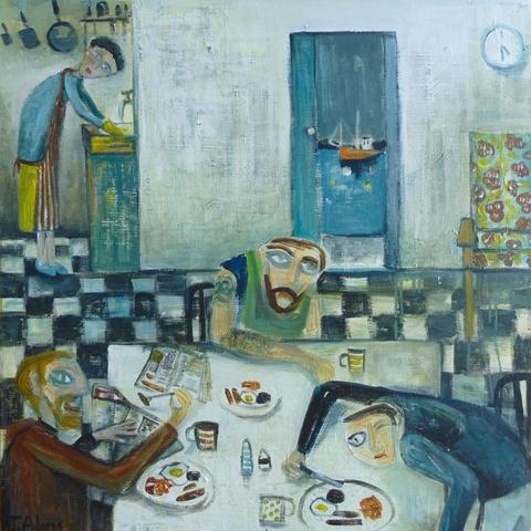 The Fisherman's Breakfast