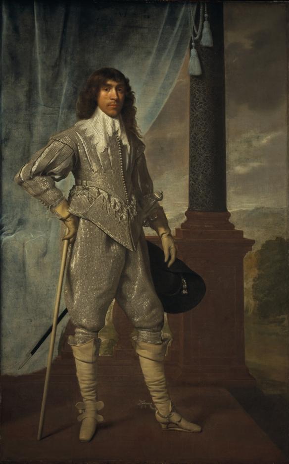 James Hamilton 1st Duke of Hamilton 1606 - 1649. Royalist 1629 (002)