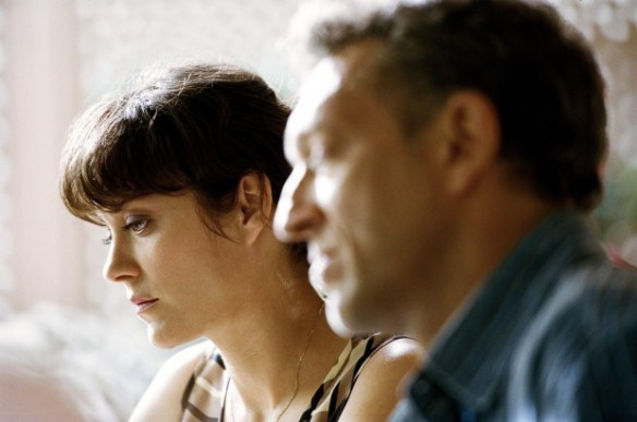 Vincent Cassel and Marion Cotillard in It's Only the End of the World, Directed by Xavier Dolan.