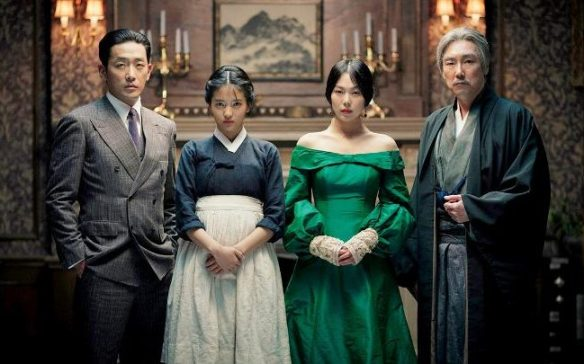 The Handmaiden / AH-GA-SSI , Directed by Park Chan-wook.