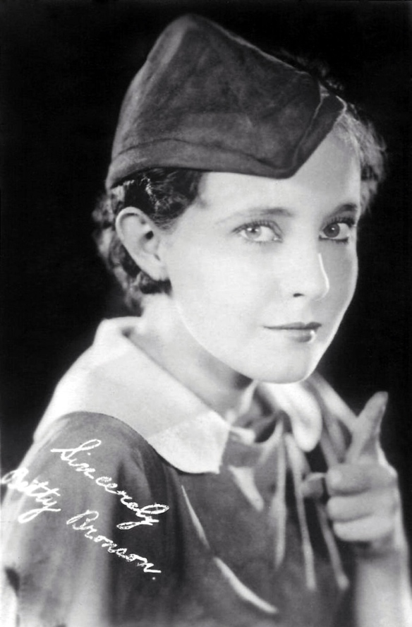 Betty Bronson - Peter Pan Pub Photo 1924